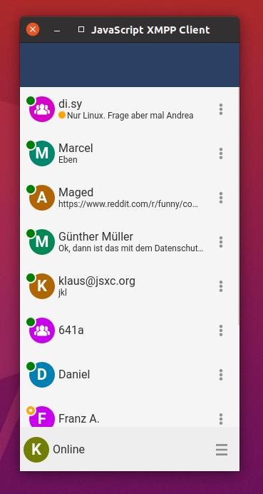 Screenshot JSXC Desktop small